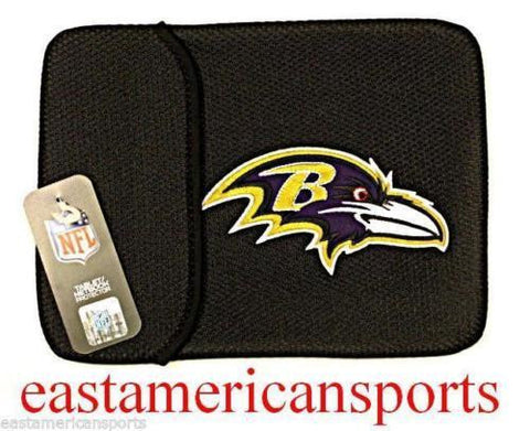 Baltimore Ravens NFL iPad NetBook Tablet Protector Sleeve Computer Case Skin