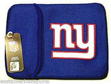 New York Giants NFL iPad NetBook Tablet Protector Sleeve Computer Case Skin Bag