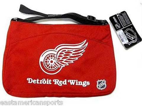 Detroit Red Wings NHL Mini Jersey Purse Womens Tote Bag Littlearth Handbag Girls