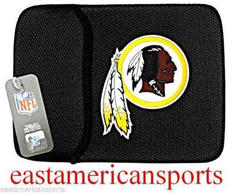 Washington Redskins NFL iPad NetBook Tablet Protector Sleeve Computer Case Skin