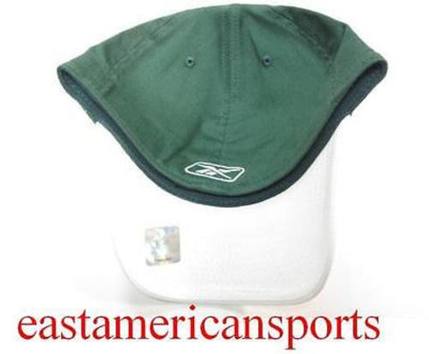 ecdbc0a55bd ... New York Jets NFL Reebok FITMAX 70 Solid Green Sideline Hat Cap Fitted  OSFA