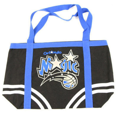 Orlando Magic NBA Canvas Beach Tote Tailgate Bag Purse
