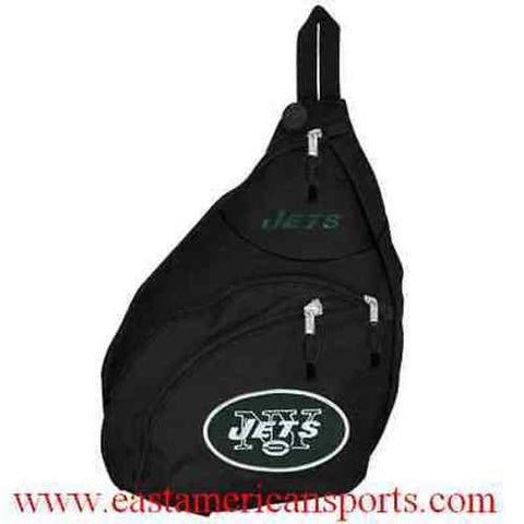 New York Jets NFL Book Bag Camera Case Messenger Back Pack School Slingshot