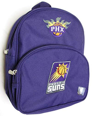 "Phoenix Suns NBA Purple Kids Mini Backpack 11"" x 9"" x 3"""