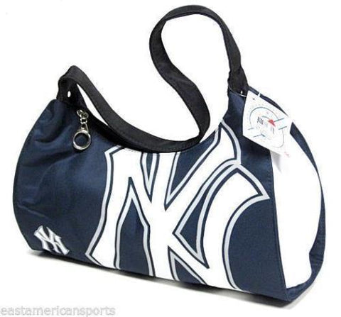 New York Yankees MLB Style 33 Blowout Purse Women Tote Case Bag Girls Handbag