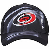 Carolina Hurricanes NHL Reebok Black Second Season Hat Cap Adult Mens Adjustable
