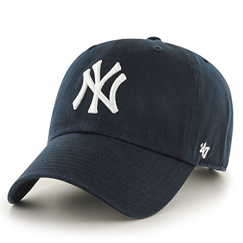 47 Brand New York Yankees Mens Cap Blue