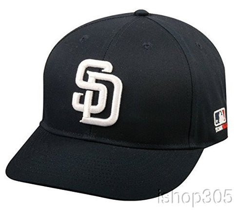 MLB Licensed Replica Caps San Diego Padres Baseball Hat MLB-300