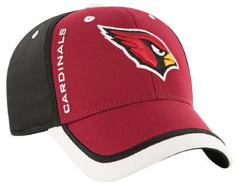 Arizona Cardinals NFL '47 Crash Line Contender Hat Cap Flex Stretch Fit OSFA