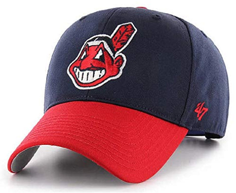 '47 MLB Adjustable Hat/Cap - Cleveland Indians - Fan Favorite