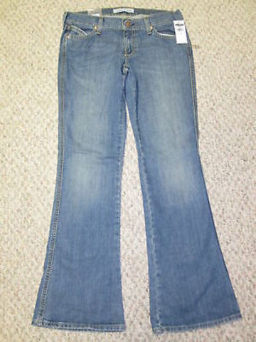 Old Navy Diva Flare Stretch Jeans Low Rise Womens 1