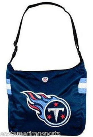 Tennessee Titans MVP Jersey Messenger Purse Tote Tailgate Bag Handbag Littlearth