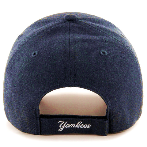 separation shoes f4a95 40016 ... New York Yankees  47 Brand Cap Home MVP Hat Velcro Adjustable - Navy  Blue