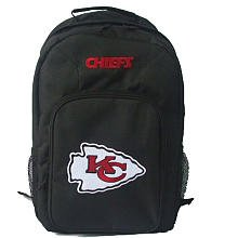 Kansas City Chiefs Back Pack - Southpaw Style