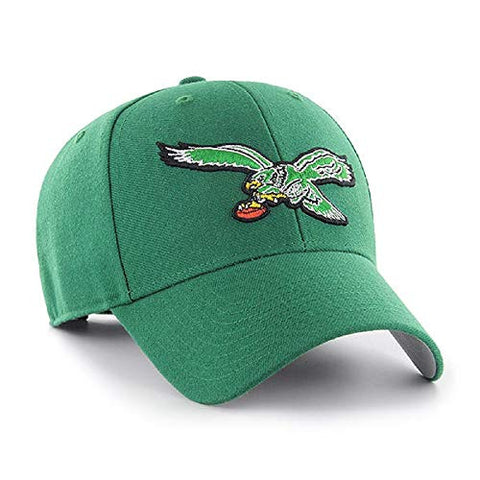 '47 Philadelphia Eagles NFL MVP Throwback Retro Green Hat Cap Adult Men's Adjustable