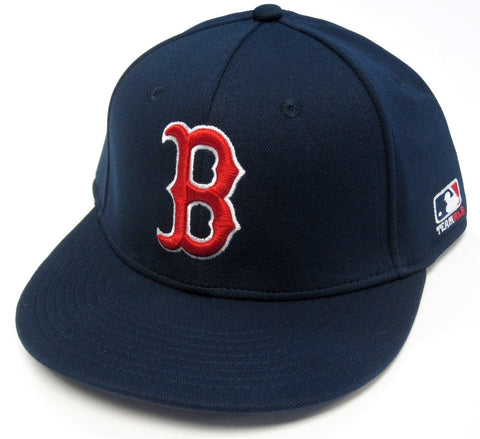 Outdoor Cap Boston Red Sox MLB OC Sports Proflex Solid Navy Hat Cap B Logo Adult Men's Flex Fit XS/S S/M M/L L/XL