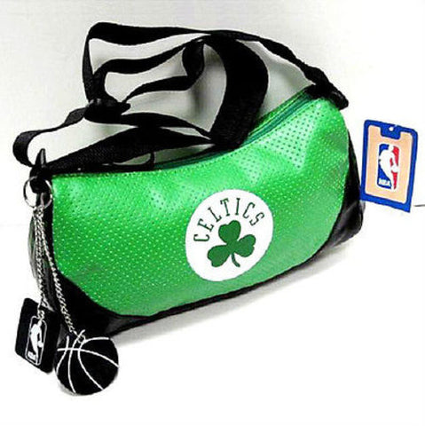 Boston Celtics NBA Helga Purse Women Tote Case Bag Girls Fashion Handbag Green