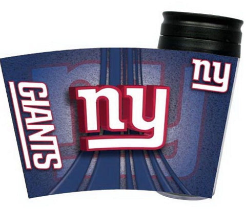 New York Giants NFL 16oz Insulated Travel Tumbler Coffee Mug