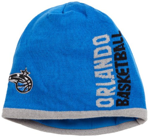 NBA Authentic Team Knit Hat - Ke98Z, Orlando Magic, One Size , Orlando Magic , Bright Blue