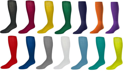 PearSox Soccer Football Baseball Volleyball Sports Socks Youth & Adult Colors