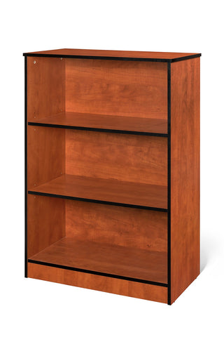 SUPER100 3 TIER BOOK CASE CHERRY