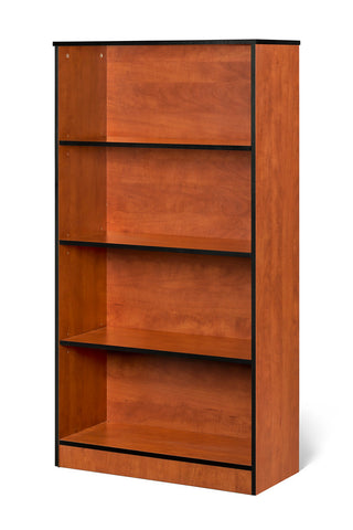 SUPER100 4 TIER BOOK CASE CHERRY