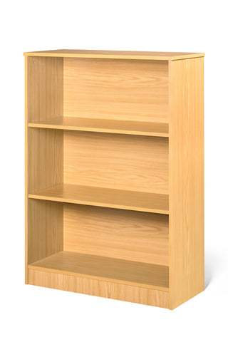 SUPER100 3 TIER BOOK CASE OAK
