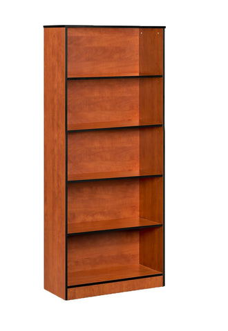 5 Tier Bookcase Cherry
