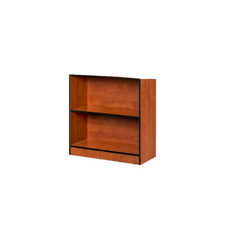 SUPER100 2 TIER BOOK CASE CHERRY