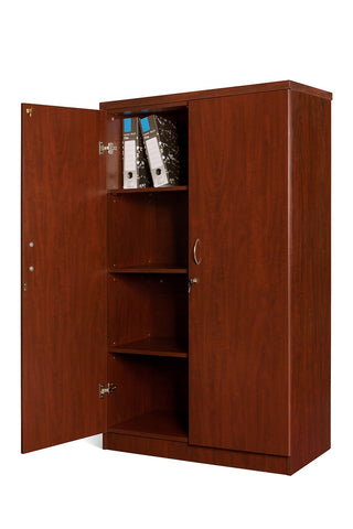 SUPER100 STATIONERY CABINET ROYAL MAHOGANY 1500