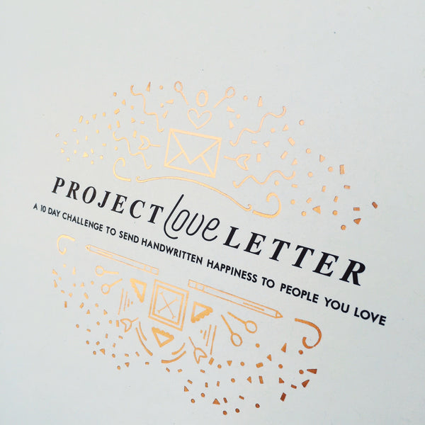 Project Love Letter - Saint Merry