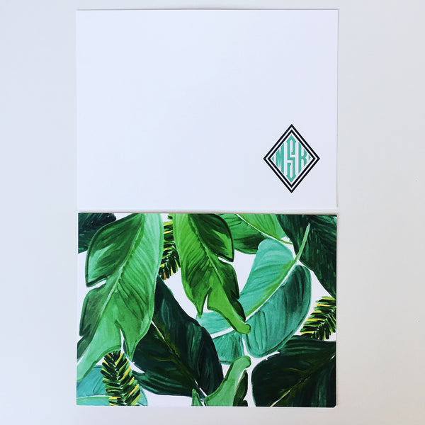 Banana Leaf Notes