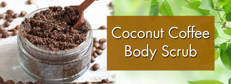 Coconut Coffee Body Scrub