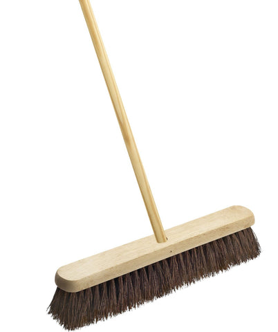 12 stiff bassine broom - Flying Dutchman Stores