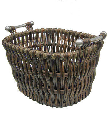 Bampton Log Baskets - Flying Dutchman Stores