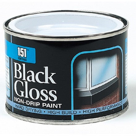 151 BLACK GLOSS NON DRIP - Flying Dutchman Stores