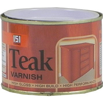 151 Teak Varnish 180ML - Flying Dutchman Stores