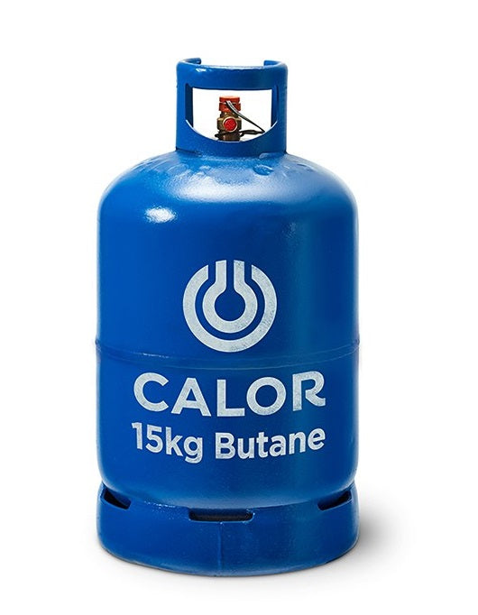 15kg Butane Calor gas - Flying Dutchman Stores