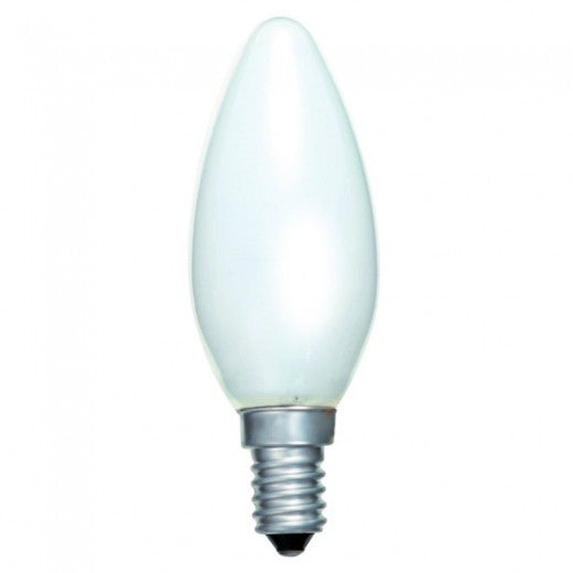 Crompton Professional Opal Candle Bulb 40W SES - Flying Dutchman Stores