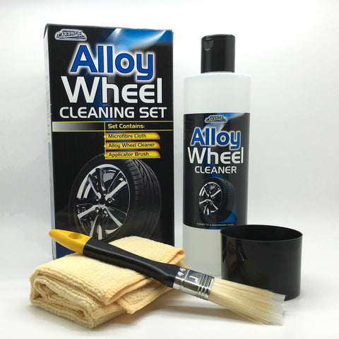 Car Pride Alloy Wheel Cleaning Cleaner Kit - Flying Dutchman Stores