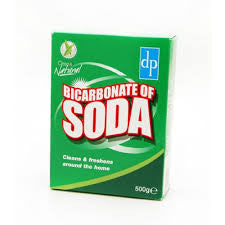 Bicarbonate Of Soda 500g - Flying Dutchman Stores
