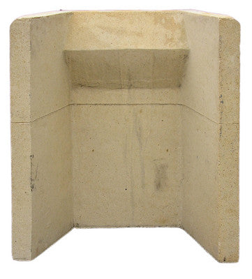 "16"" Solid Fireback         (WIRRAL DELIVERY ONLY) - Flying Dutchman Stores"
