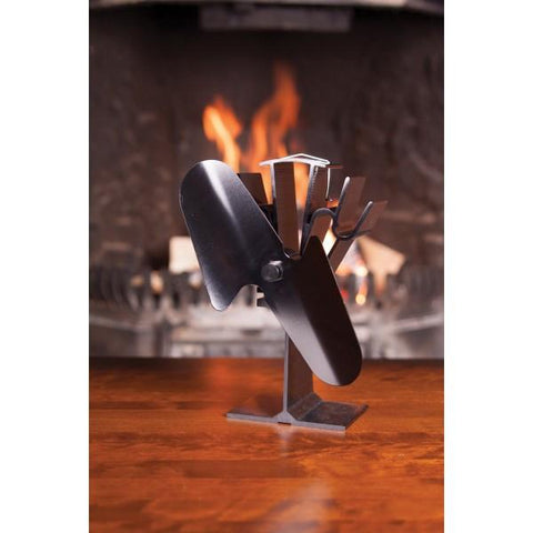 VALIANT HEAT POWERED STOVE FAN - Flying Dutchman Stores