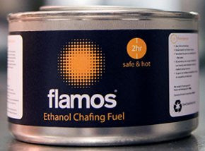 Flamos Ethanol Gel Chafing Fuel - Flying Dutchman Stores