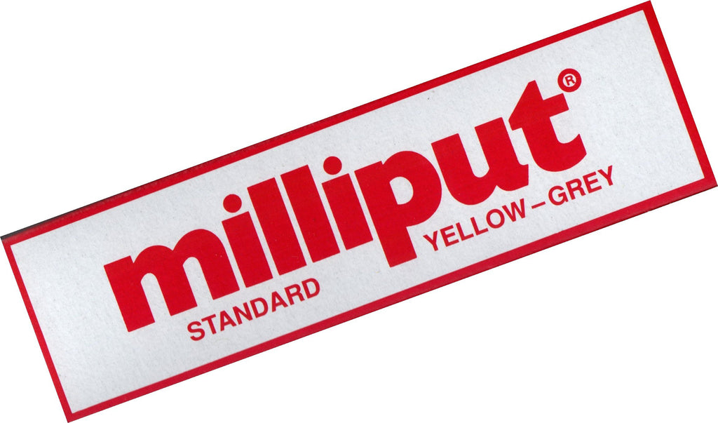 Milliput Two Part Epoxy Putty Standard 113g - Flying Dutchman Stores