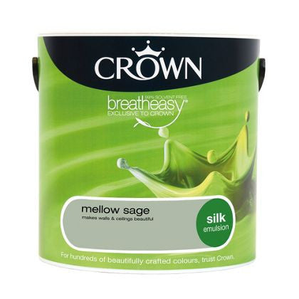 Crown Breatheasy - Matt Emulsion - Flying Dutchman Stores