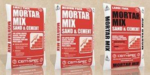 Mortar Mix Small (800kg) - Flying Dutchman Stores