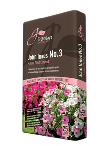 JOHN NO 3 MATURE PLANT COMPOST - Flying Dutchman Stores