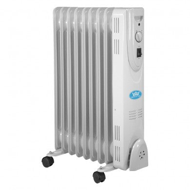 OIL FILLED HEATER 2000W WHITE