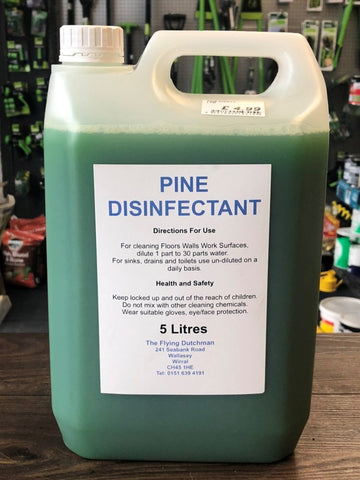 PINE DISINFECTANT 5 LTRS - Flying Dutchman Stores